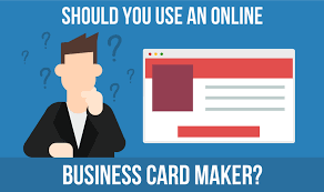 photo card maker should you use an online business card maker youzign