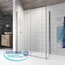 Sliding Shower Screen Doors Bathroom Store Pinnacle8 Sliding Shower Screen Door