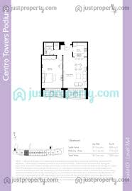 Bc Floor Plans by Boulevard Central Podium Floor Plans Justproperty Com