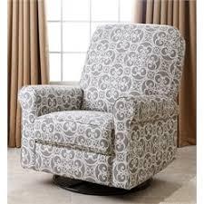 glider rocker chairs glider rockers with ottoman