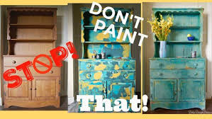 how to paint furniture blend color with a spray bottle and clay