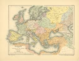 Map Of Modern Europe by Map Page Of Of Section Viii Europe At The Accession Of The U2026 Flickr