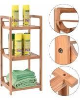 Bathroom Shelf Organizer by Sweet Deal On Wall Storage Outgeek Removable Plastic Wall Shelf