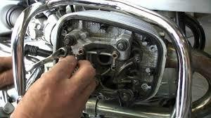 bmw r4v 850 1100 1150 1200 zawory regulacja valves