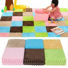 Floor Covering by 9pcs Soft Floor Covering Eva Foam Puzzle Floor Mats Tile Play Mat