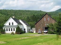 panoramio photo of beautiful old farmhouse and barn in byron me