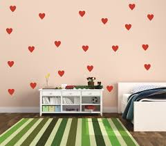 Heart Wall Stickers For Bedrooms Giraffes Wall Decals Baby Nursery Wall Decal Baby Wall Decal