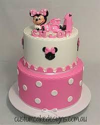 minnie mouse 1st birthday cake birthday cakes custom cake designs perth