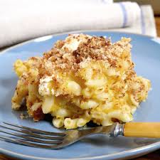 squash baked macaroni recipe u0026 video martha stewart