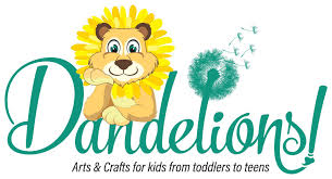 dandelions arts u0026 crafts for kids birthday parties topeka ks