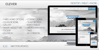 trendy responsive muse templates top rated premium responsive