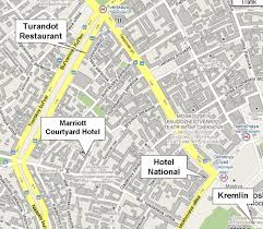 Washington Dc Hotel Map by Russian Tourist Visa Washington Dc