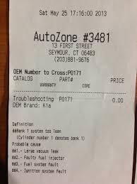 does autozone check engine light our kia sedona s check engine light chadcarlson com