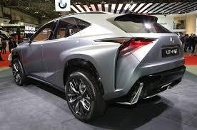 lexus nx cars for sale lexus lf nx turbo concept hits the 2013 tokyo motor show floor