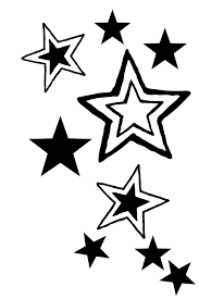 tattoo design 3 star danielhuscroft com