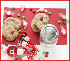 christmas mint cookies the plaid and paisley kitchen