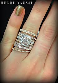 stackable diamond rings diamond stacking bands best 25 stackable wedding bands ideas on