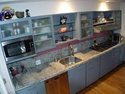 see thru kitchen blue island kitchen makeovers see thru kitchen flush mount lights sponge