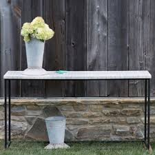 Mosaic Table L Marble Mosaic Console Table L Garden Landscape Pinterest
