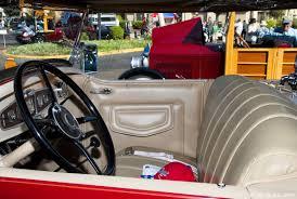 Phaeton Interior 1931 Buick Model 95 Phaeton Beige U0026 Red Interior Front