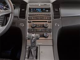 2010 Ford Taurus Interior 2011 Ford Taurus 4dr Sdn Se Fwd Overview Roadshow