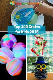 top 100 easy craft ideas for kids in 2015 allfreekidscrafts com