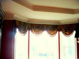 Swag Curtains For Living Room by Interior Design Swags Galore Curtain Scarf Holders Bathroom