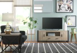 coffee table coastal gray beach house tv stand entertainment