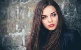 beautiful female faces wallpaper