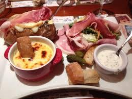 cuisine chasse sur rhone la mega sovoyarde une de nos spécialités picture of restaurant la