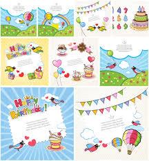 Bday Card Invitation Free Printable Printable Kids Birthday Cards U2013 Gangcraft Net