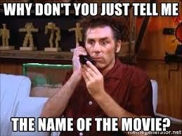 Old School Movie Meme - 5 movie merger need 2 know