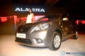 nissan almera vl 2017 the all new 2012 nissan almera officially launched wemotor com