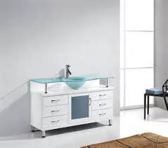 55 Inch Bathroom Vanities by 55 Inch Travertine Top Bath Furniture Double Sink Bathroom Vanity