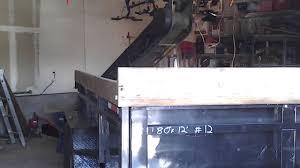 heaved basement floor repair lonetree colorado youtube