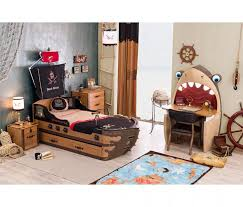 Kids Single Beds For Boys Bedroom Decor Pirate Ship Bed Plans Boys And Girls In Bed Boys