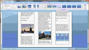 how to make a receipt 5 how to create a pamphlet in word authorizationletters org
