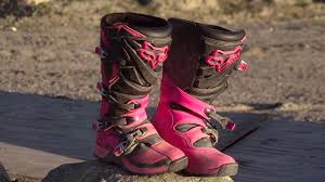 motocross boots fox fox racing womens comp 5 mx boot review dr tested video dirt