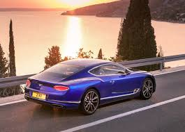 new bentley sedan all new bentley continental shown in frankfurt cars co za