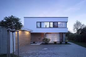 split level garage contemporary split level home in aalen germany