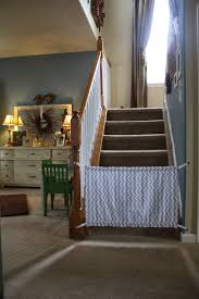 Baby Gate For Bottom Of Stairs Banisters Mccash Family Blog Homemade Baby Gate A Tutorial