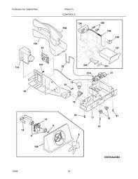 frs6lf7js3 frigidaire company appliance parts