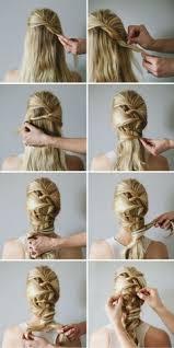 Frisuren Selber Machen Zum Ausgehen by Auch Eine Schöne Frisur Zum Selbermachen Haare Und