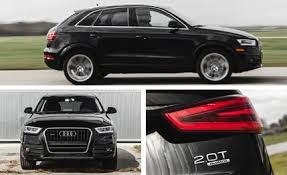 Audi Q3 Interior Pictures Audi Q3 Reviews Audi Q3 Price Photos And Specs Car And Driver
