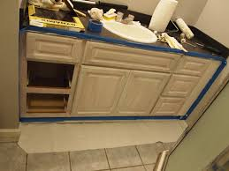this taylored house bathroom vanity makeover