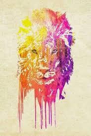 lion print black gold lion print yellow black fluiddiamondart