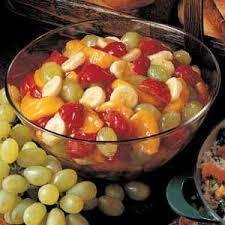 fruit salad recipes taste of home