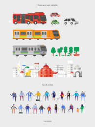 Google Maps Mexico by Google Mexico Approched Us To Create An Animated Promo Video For