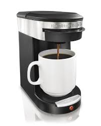 amazon coffee maker black friday amazon com hamilton beach 49970 personal cup one cup pod brewer