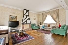 In Need Of Renovation Fivebedroom S Art Deco Property In - Art deco bedroom furniture london